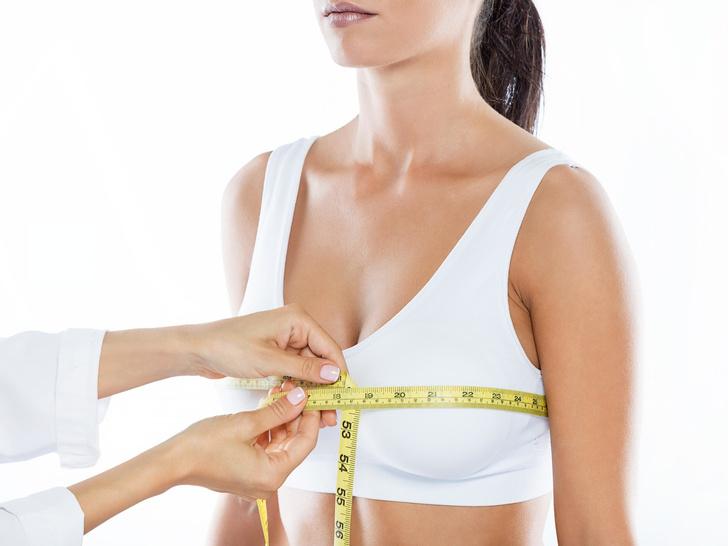 Фото №1 - Форма плюс объем: что нужно знать о якорной подтяжке груди