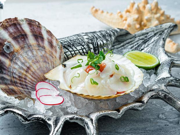 Фото №3 - Не только суши: 3 необычных рецепта из сырой рыбы