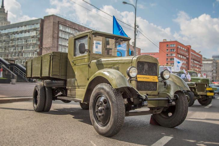 Фото №3 - Советские автомобили, не украденные у Запада