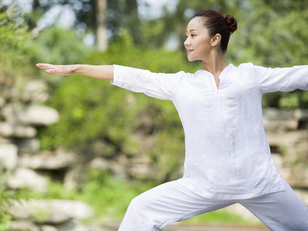 Фото №1 - Гимнастика Цигун: 4 простых упражнения, которые улучшат работу всего организма