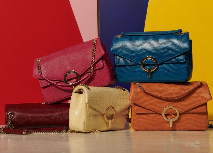 Фото №2 - 10 ярких сумок из новой коллекции Sandro