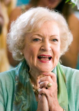 Бетти Уайт секрет долголетия