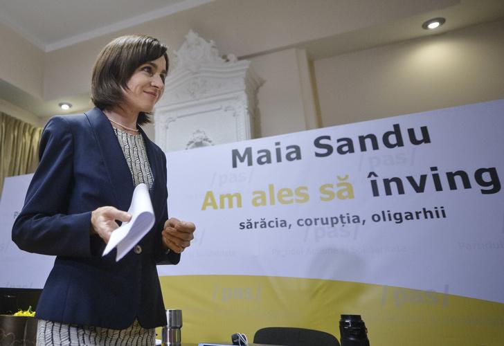 Фото №2 - Ни мужа, ни детей, зато диплом Гарварда и амбиции: президентом Молдавии впервые может стать женщина