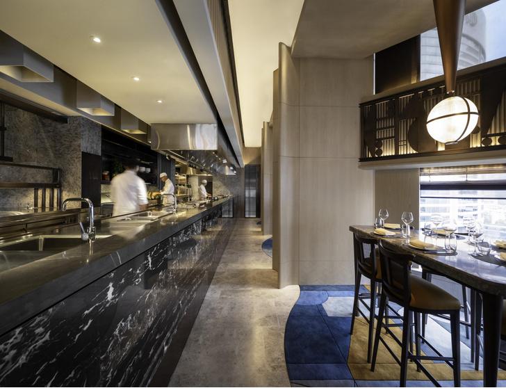 Фото №4 - Salisterra: новый ресторан по дизайну Андре Фу в Гонконге