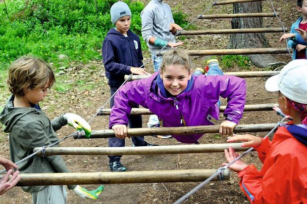 Фото №2 - Детский лагерь нового поколения
