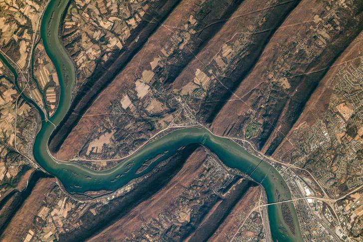 Фото №5 - Позалипать и вдохновиться: NASA опубликовало 32 лучших снимка Земли из космоса
