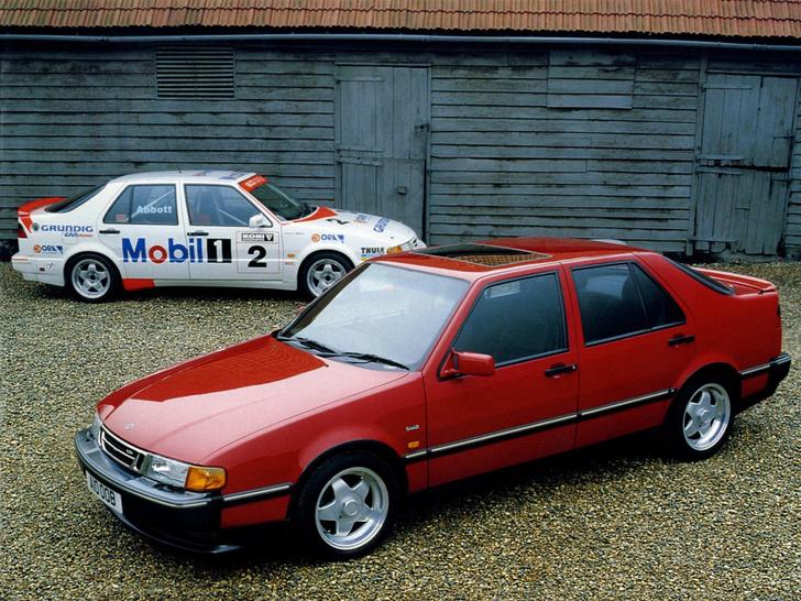 Фото №8 - Головокружительный взлет и стремительное падение: история автомобильной марки Saab