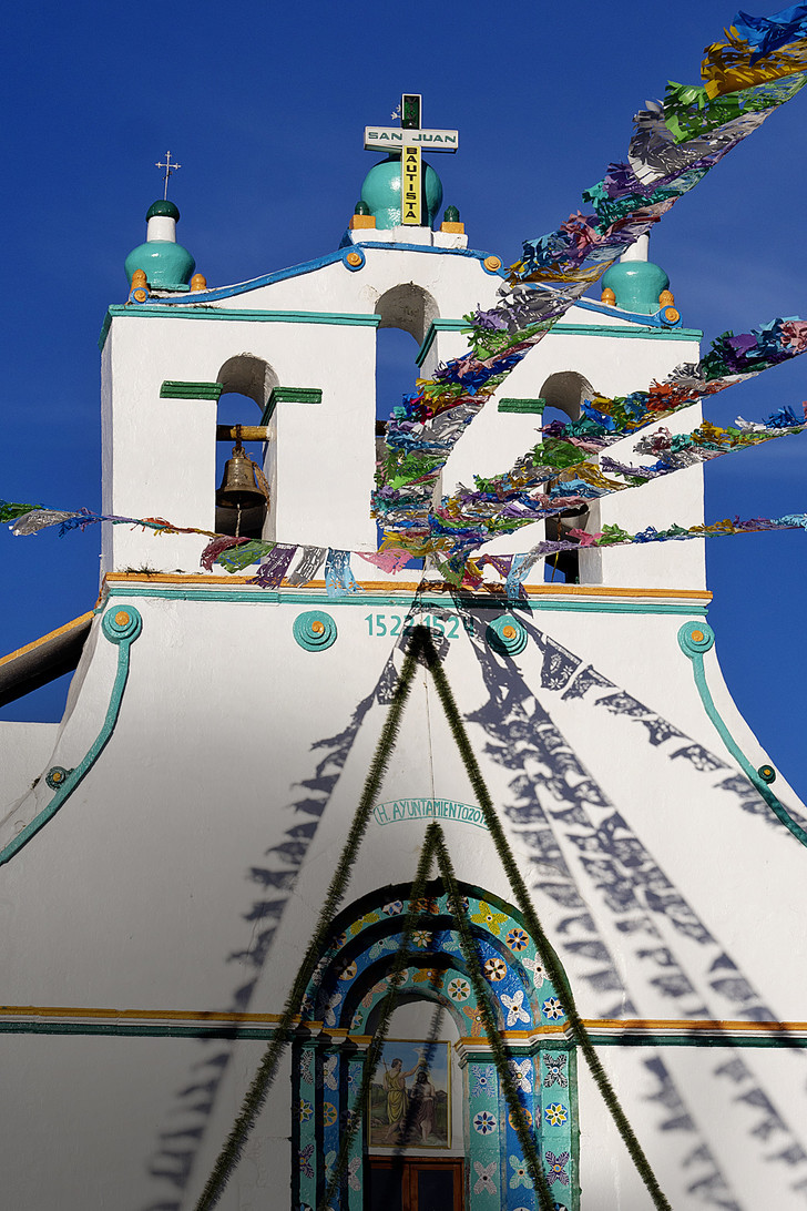 Фото №12 - Новый мир в штате Чьяпас: жизнь революционных сапатистов в Мексике