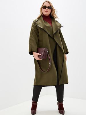 Фото №2 - 20 идеальных осенних пальто для полных женщин