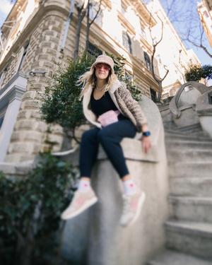 Фото №12 - Фокус на тебе: StreetBeat совместно с Nike,PUMA,ASICS,VansиJordan выпустили проект про обычных девушек