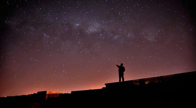 Сила взгляда: что происходит, когда мы приближаемся к границе своих возможностей