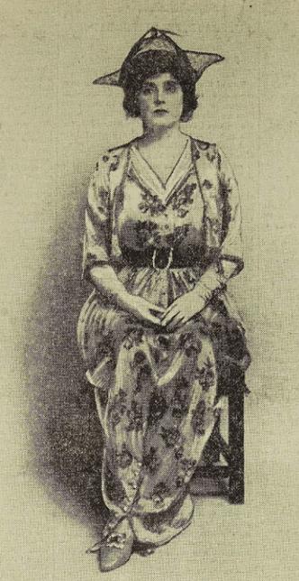Фото №4 - Любимая портниха королевы Марии и герцогини Йоркской: как Элизабет Хэндли-Сеймур изменила моду