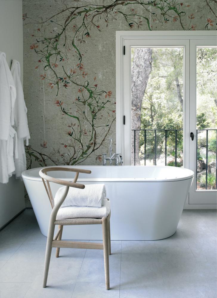 Фото №5 - Ванная комната в классическом стиле: 12 проектов с комментариями дизайнеров