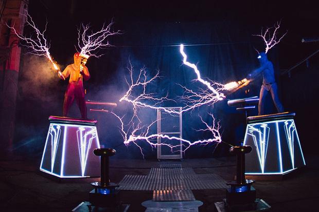 Фото №2 - Тесла-шоу «В поисках украденного электричества»