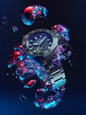 Фото №3 - Морская стихия: TAG Heuer представил новые часы Aquaracer Professional 300