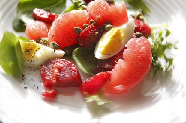 Фото №4 - Диета на грейпфрутах: стройность с ярким вкусом