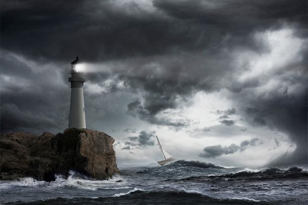 Фото №1 - Маяк, из-за которого произошло 23 кораблекрушения