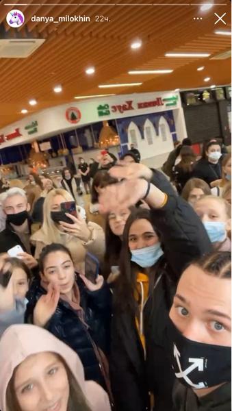 Фото №1 - Даню Милохина задержала полиция 😱
