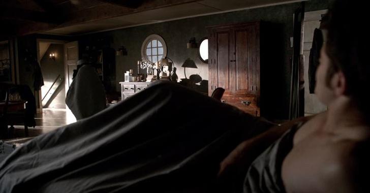 Фото №2 - 7 самых смешных моментов в сериале «Дневники вампира» 😂