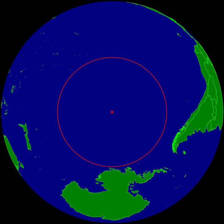 Фото №2 - 10 карт мира, которые показывают нашу планету с неожиданной стороны