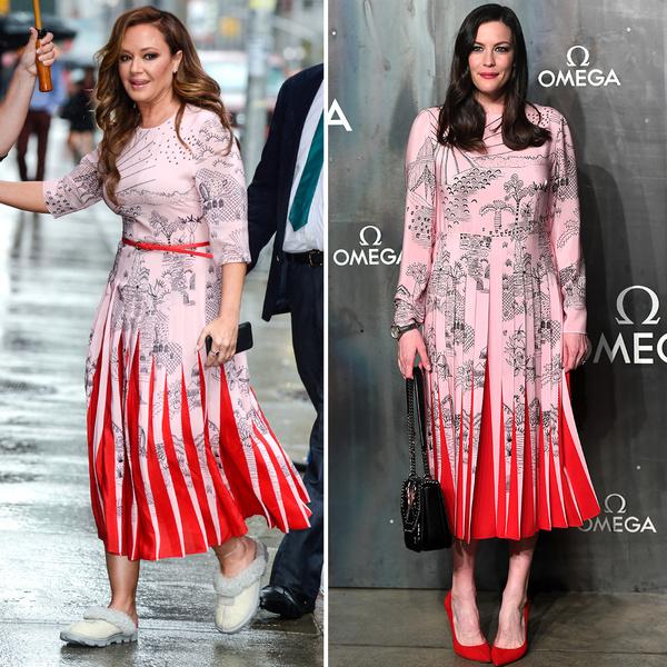 Фото №17 - Что винить — платье или фигуру? Почему так по-разному выглядят звезды в одинаковых нарядах