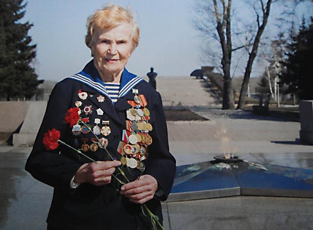 Надежда Георгиевна Руденко