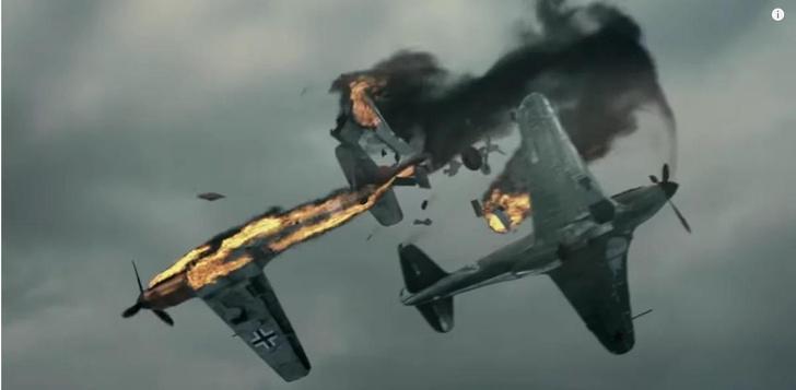 Фото №1 - Невероятная история побега американского пилота Брюса Карра из немецкого тыла на немецком истребителе