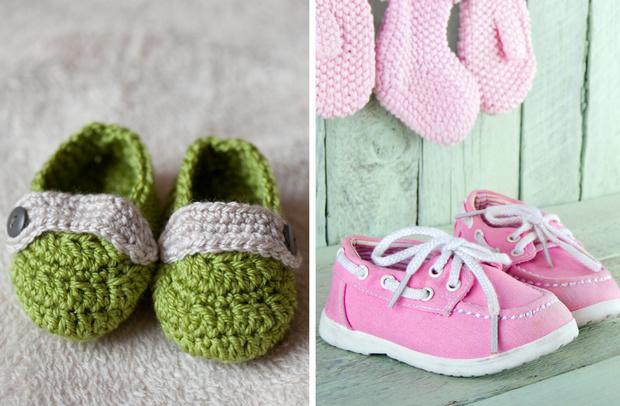 Фото №4 - Первая обувь для малыша: как правильно выбрать «башмачки» на первые шаги?