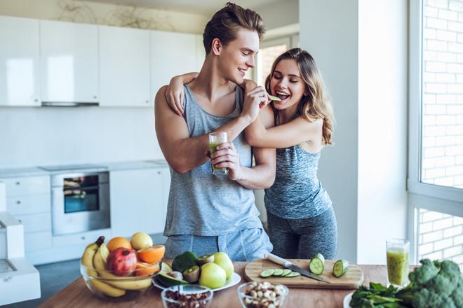 Фото №2 - Как похудить мужа: 6 действенных советов