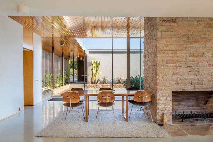 Фото №6 - В Америке продается модернистская вилла по проекту Рихарда Нойтры