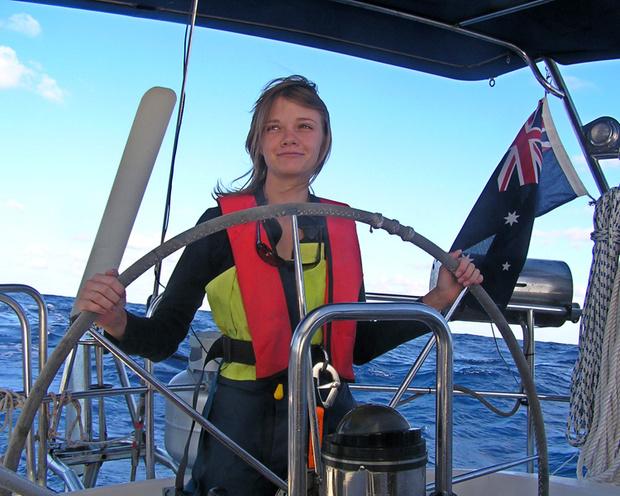 Фото №3 - 16-летняя яхтсменка обогнула земной шар