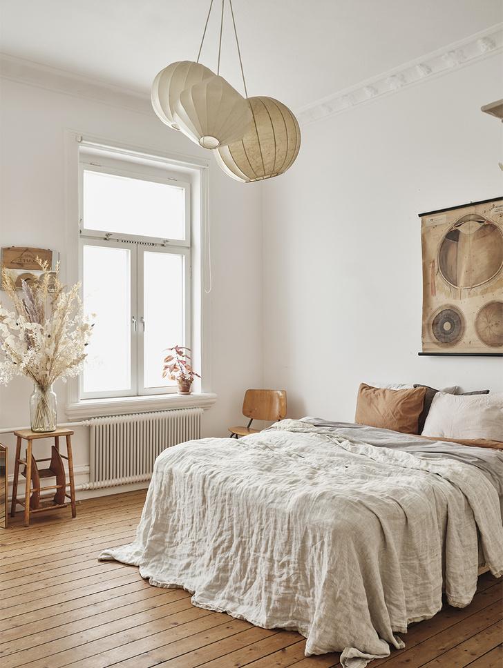 Фото №3 - Романтичная спальня: 7 вдохновляющих идей