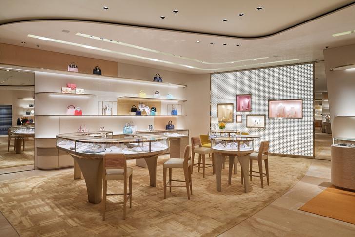 Фото №8 - Флагман Louis Vuitton в Токио: проект Джуна Аоки и Питера Марино