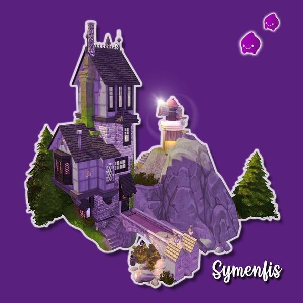 Фото №36 - 35 уютных домиков для «Симс 4», в которых ты сама захочешь поселиться
