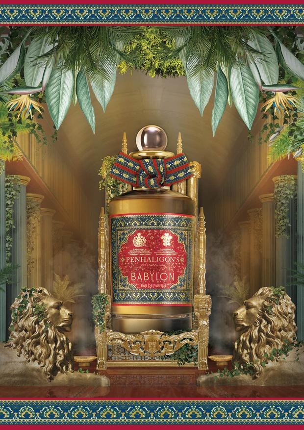 Фото №1 - Сокровища Месопотамии: новый ванильный аромат от Penhaligon's