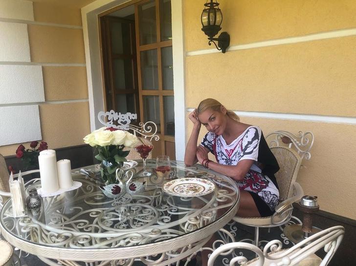 Анастасия Волочкова