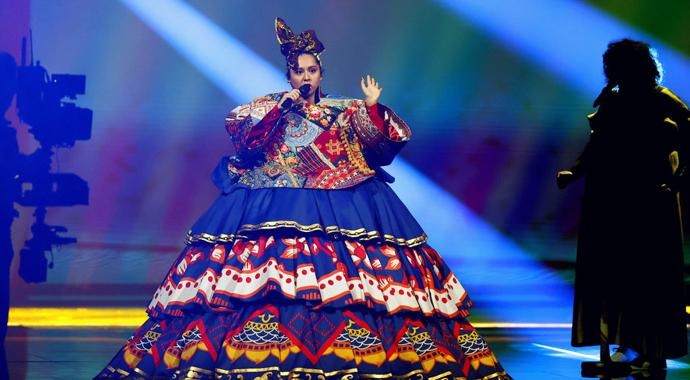 Русские женщины в Роттердаме: Манижа заняла место в финале Евровидения