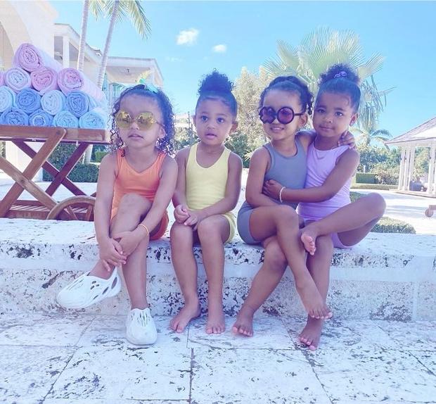 Фото №3 - Милота дня: Кайли Дженнер поделилась очаровательным видео в честь трехлетия дочери