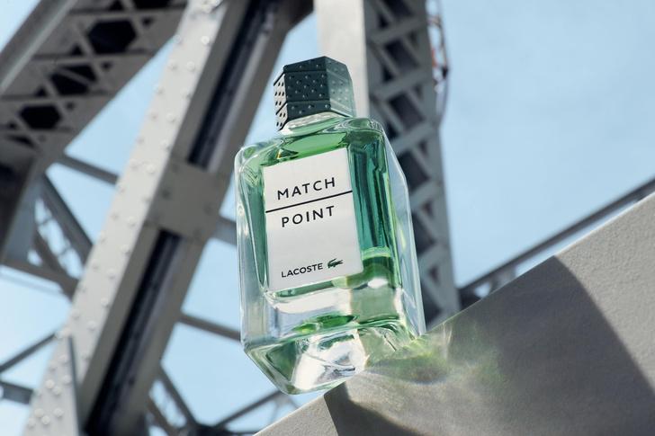 Фото №2 - Match Point: новый аромат от Lacoste