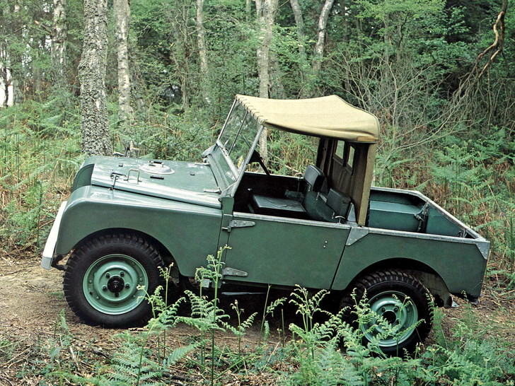 Фото №2 - Шесть удивительных фактов об автомобилях Land Rover