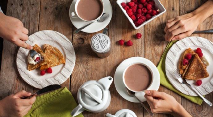 Завтрак для настроения