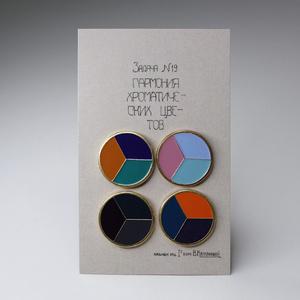 Фото №6 - Значки и сувениры по мотивам работ ВХУТЕМАС