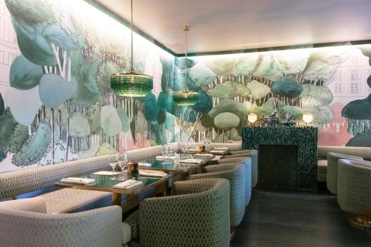 Фото №6 - Ресторан Mon Square в Париже