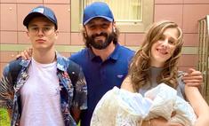 Виноваты звезды Лиза Арзамасова определилась с именем для сына