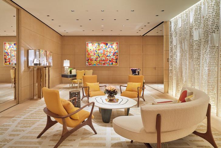Фото №11 - Флагман Louis Vuitton в Токио: проект Джуна Аоки и Питера Марино