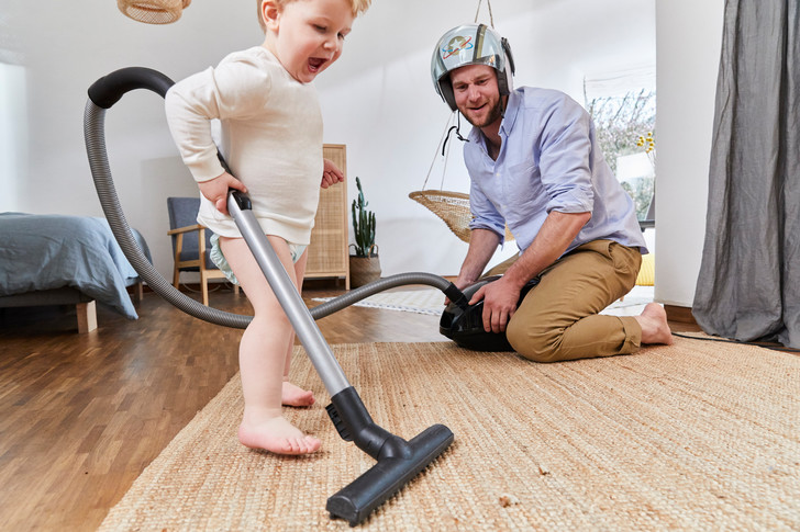 обязанности мужчины по дому