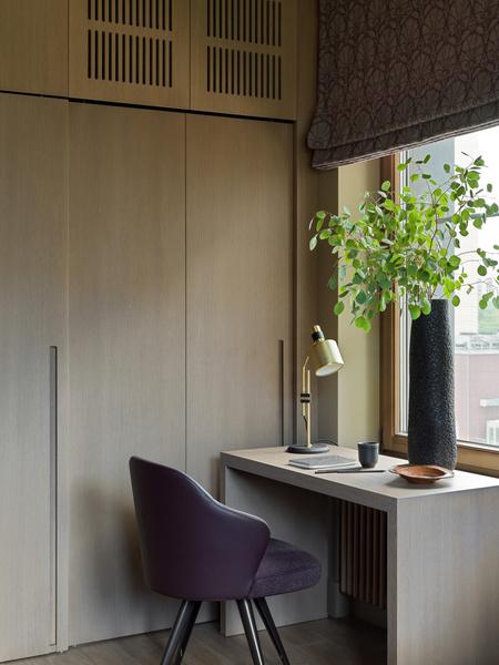 Фото №18 - Все краски осени: уютная московская квартира 70 м²