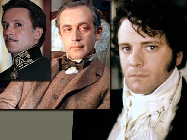 Фото №1 - Облом для Обломова: россиянки назвали своих любимых мужчин среди литературных героев