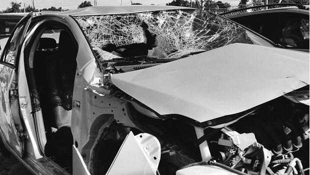 Фото №4 - Реальная история: «Я чуть не потеряла будущего ребенка и не погибла сама в аварии, которую устроил водитель, спешащий в роддом. И я его простила…»