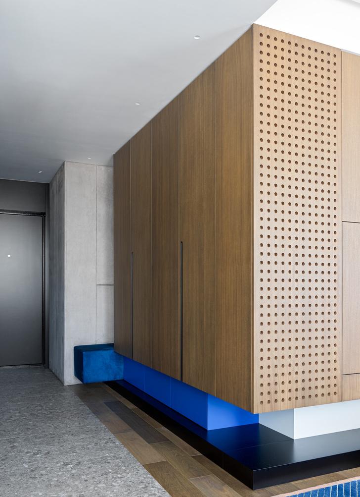 Фото №4 - Яркий минимализм: квартира 60 м² в Москве
